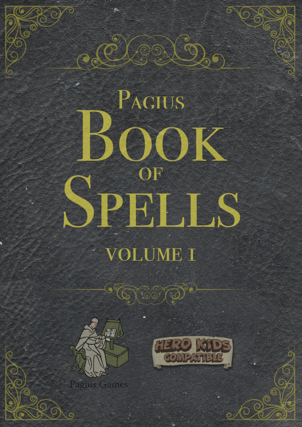 Pagius Book of Spells
